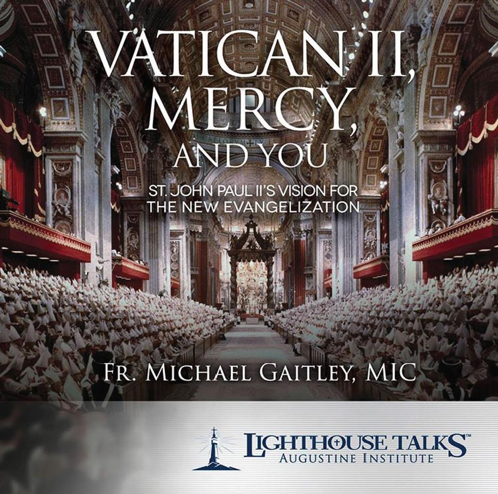 Vatican II, Mercy & You (CD)