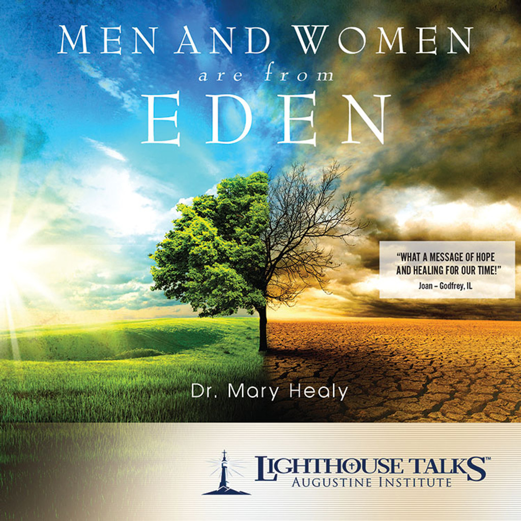 Men and Women Are from Eden (CD)