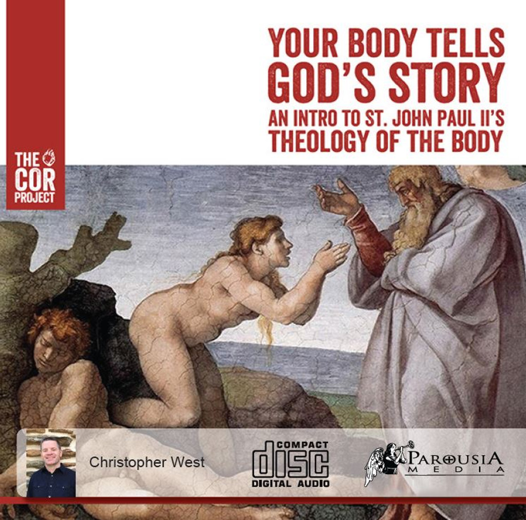 Your Body Tells God's Story (CD)