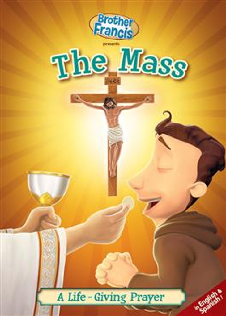 Brother Francis: The Mass (Episode 6) DVD