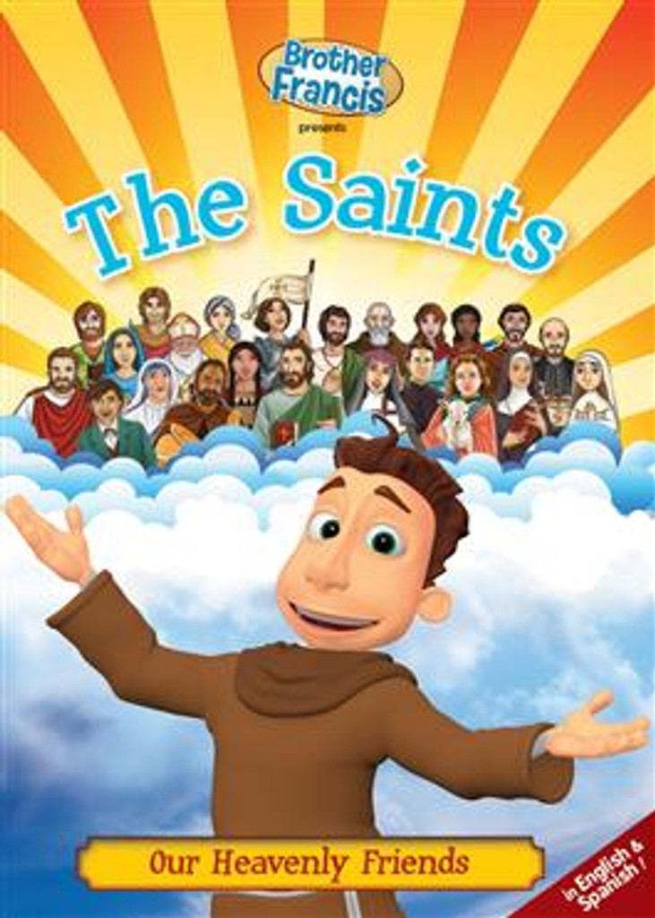 Brother Francis: The Saints (Episode 8) DVD