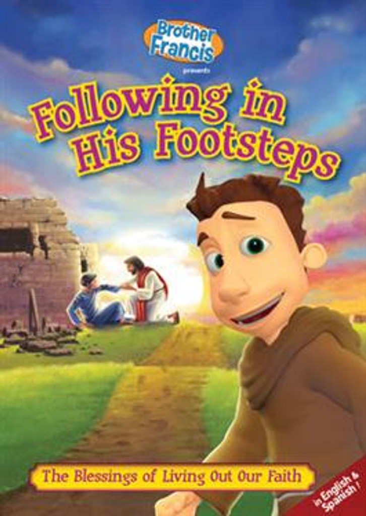 Brother Francis: Following in His Footsteps (Episode 9) DVD