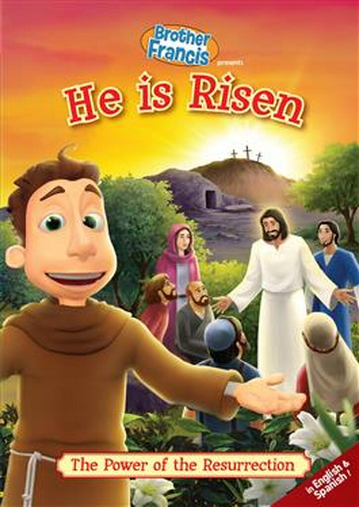 Brother Francis: He Is Risen (Episode 10) DVD