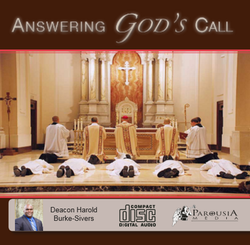 Answering God's Call - Deacon Harold Burke-Sivers (CD)