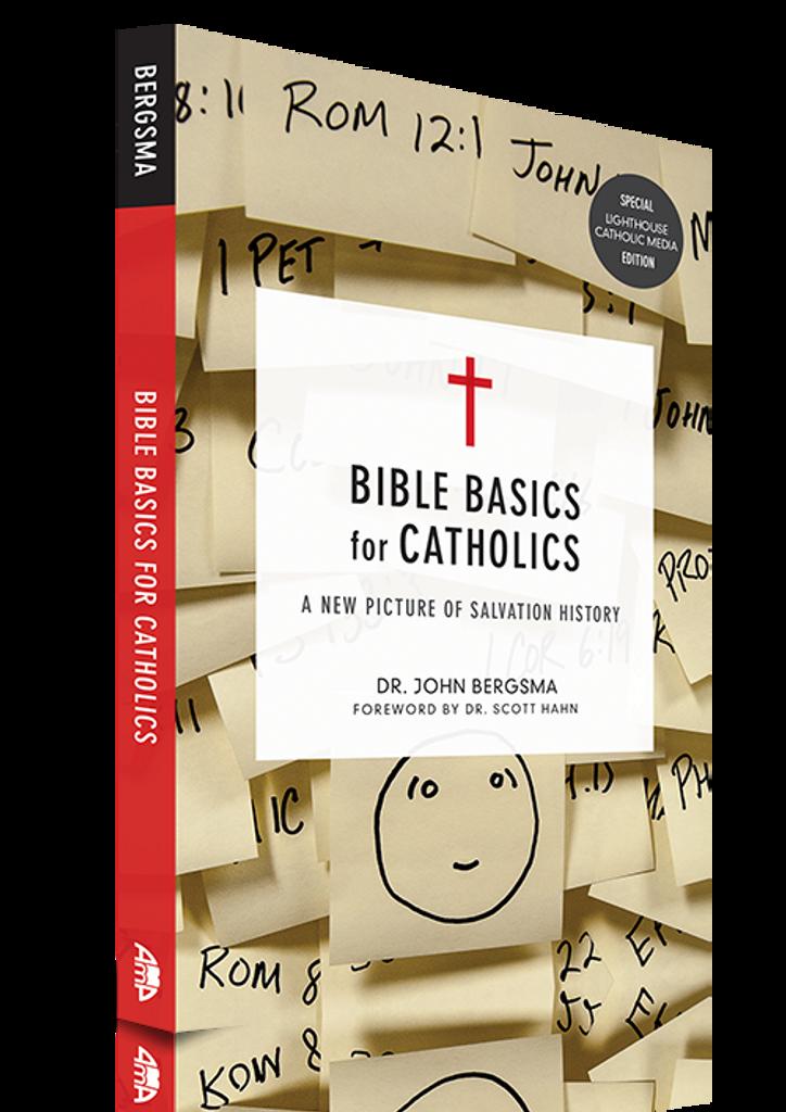 Bible Basics for Catholics - Dr John Bergsma - Augustine Institute (Paperback)
