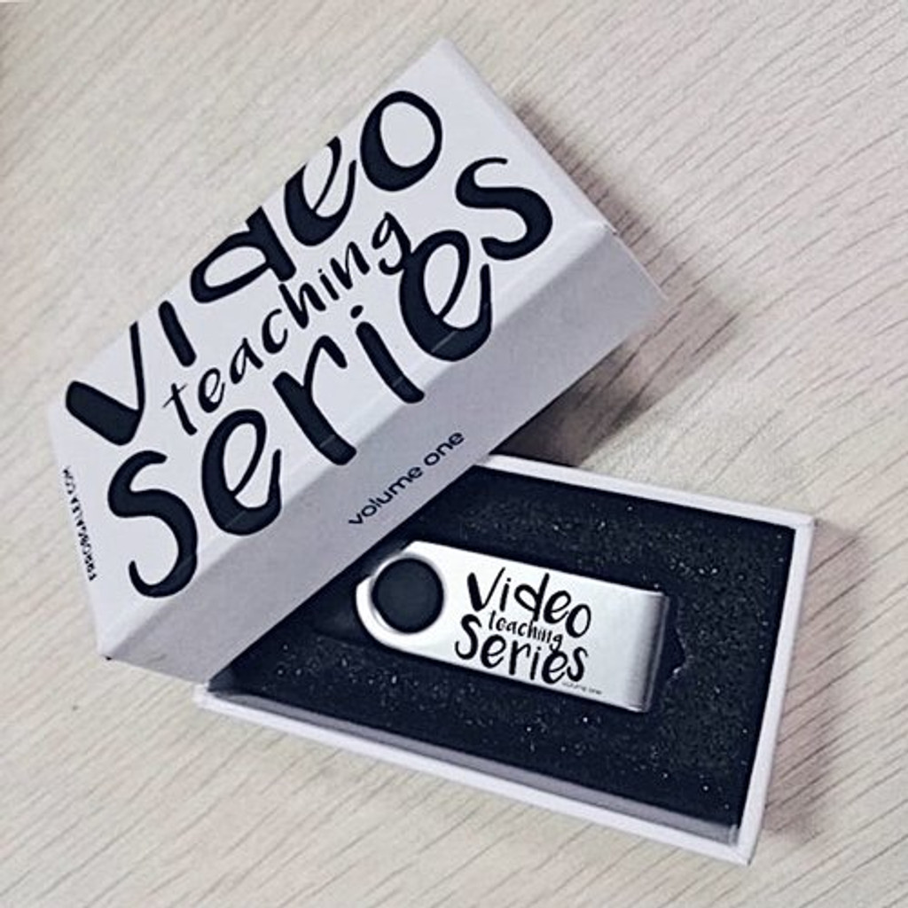 Video teaching Series (Volume One) - Fr Rob Galea - USB