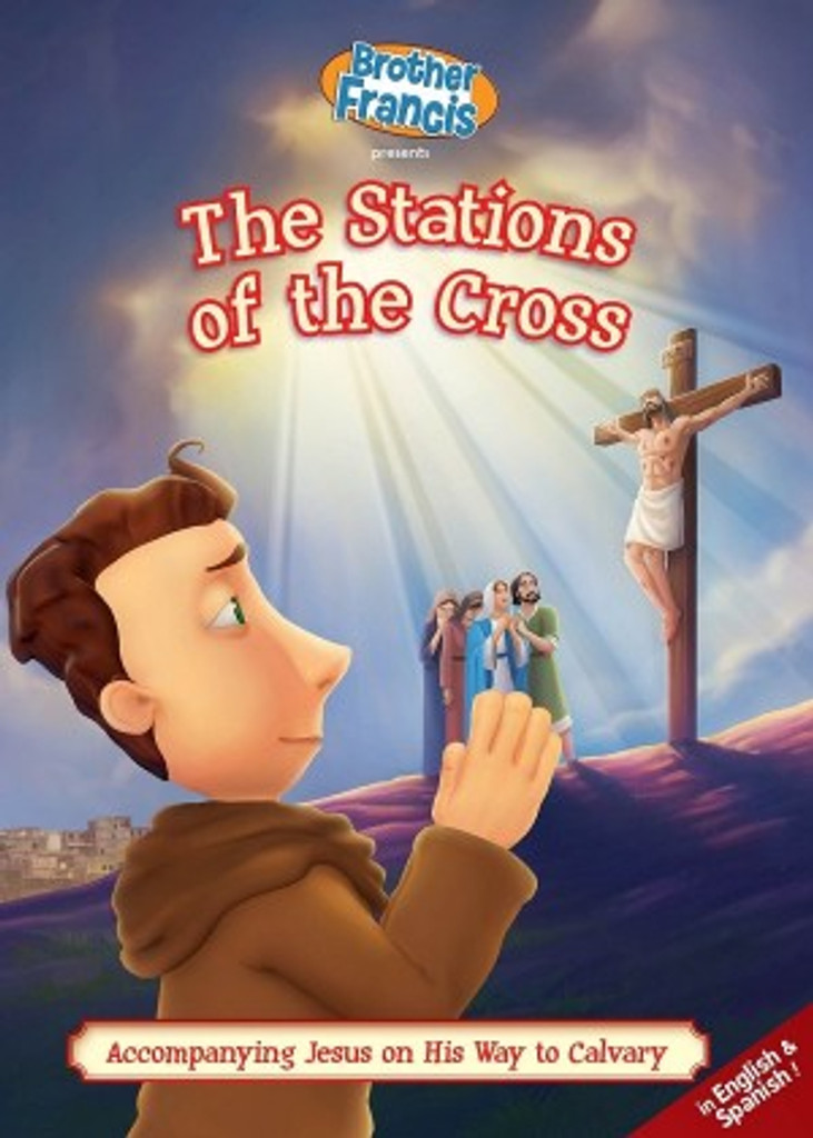Brother Francis: Stations of the Cross (Episode 14) DVD