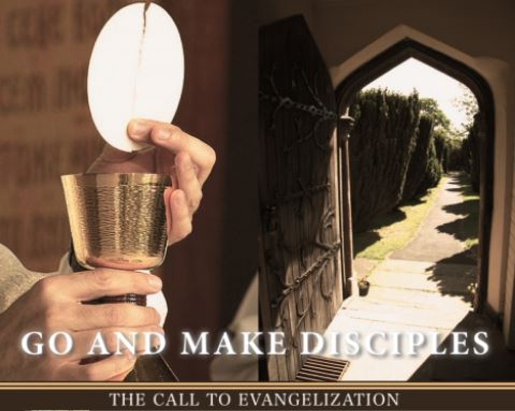 Go and Make Disciples - Deacon Harold Burke-Sivers (MP3)