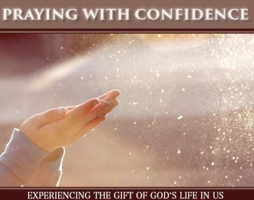 Praying with Confidence - Deacon Harold Burke-Sivers (MP3)