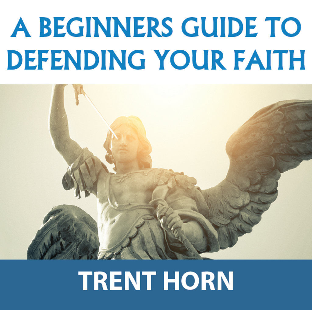 A Beginners Guide to Defending Your Faith - Trent Horn - Catholic Answers (CD)