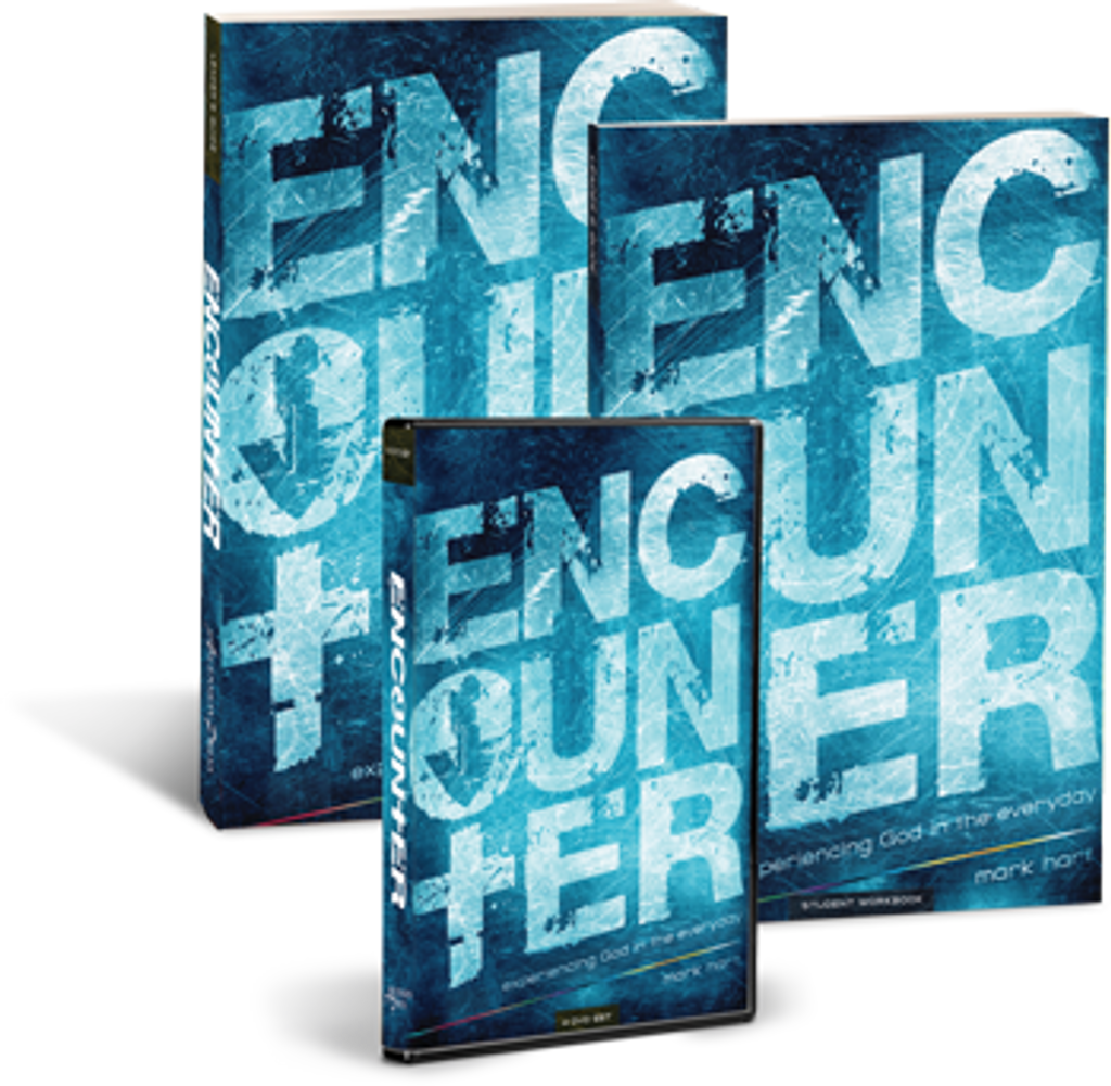 Encounter: Experiencing God in the Everyday - Mark Hart - Ascension Press - Starter Pack