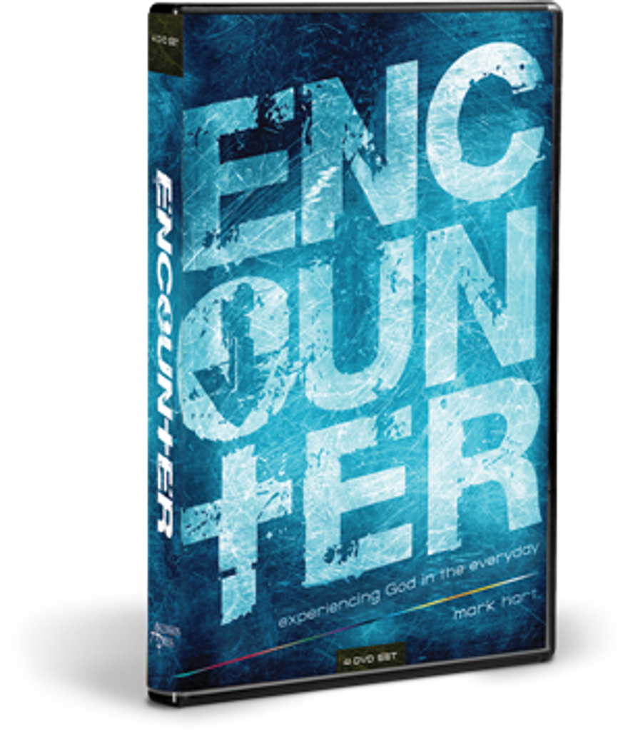Encounter: Experiencing God in the Everyday - Mark Hart - Ascension Press - DVD Set
