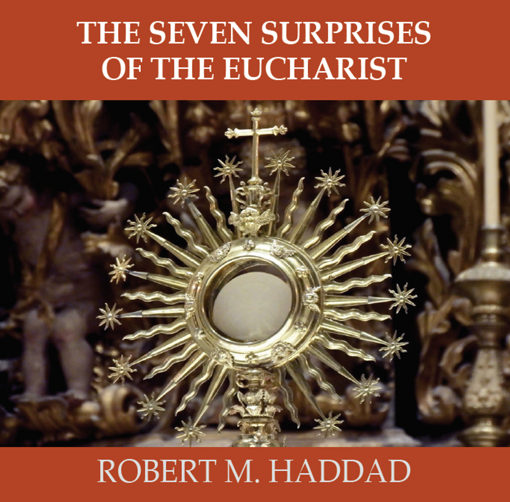 The Seven Surprises of the Eucharist - Robert M. Haddad (CD)