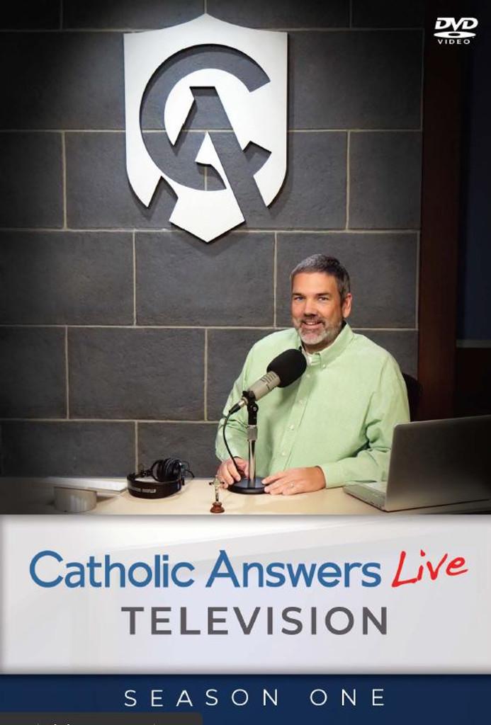 Catholic Answers Live Television - Season One (2 DVD Set)