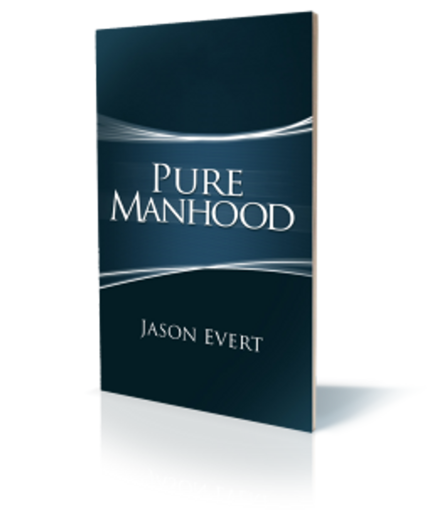 Pure Manhood - Jason Evert - Secular Edition (Booklet)