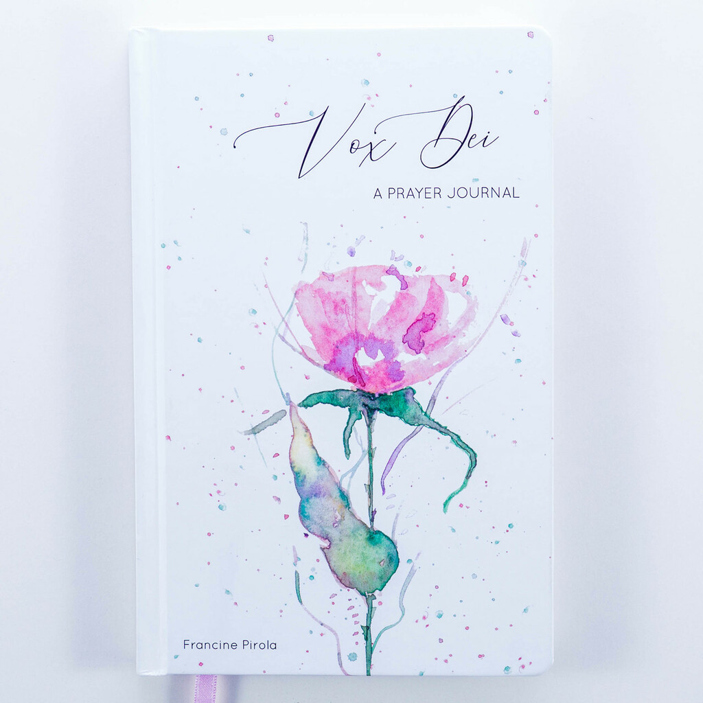 Vox Dei - A Prayer Journal - Francine Pirola