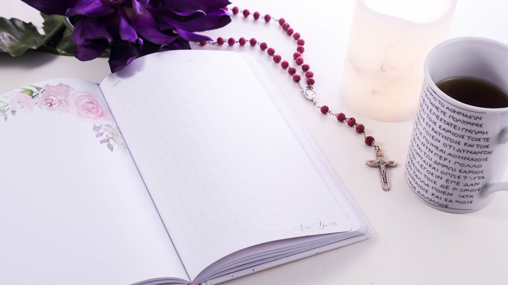 Vox Dei - A Prayer Journal - Francine Pirola