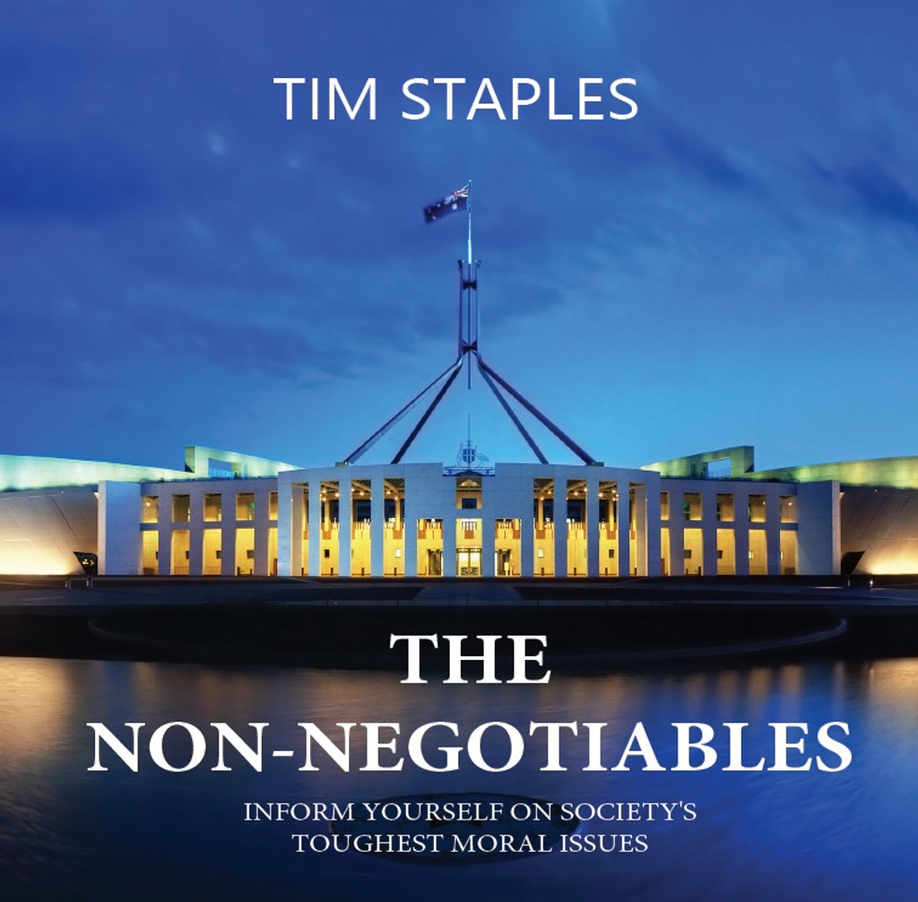 The Non-Negotiables - Tim Staples - Catholic Answers (CD)