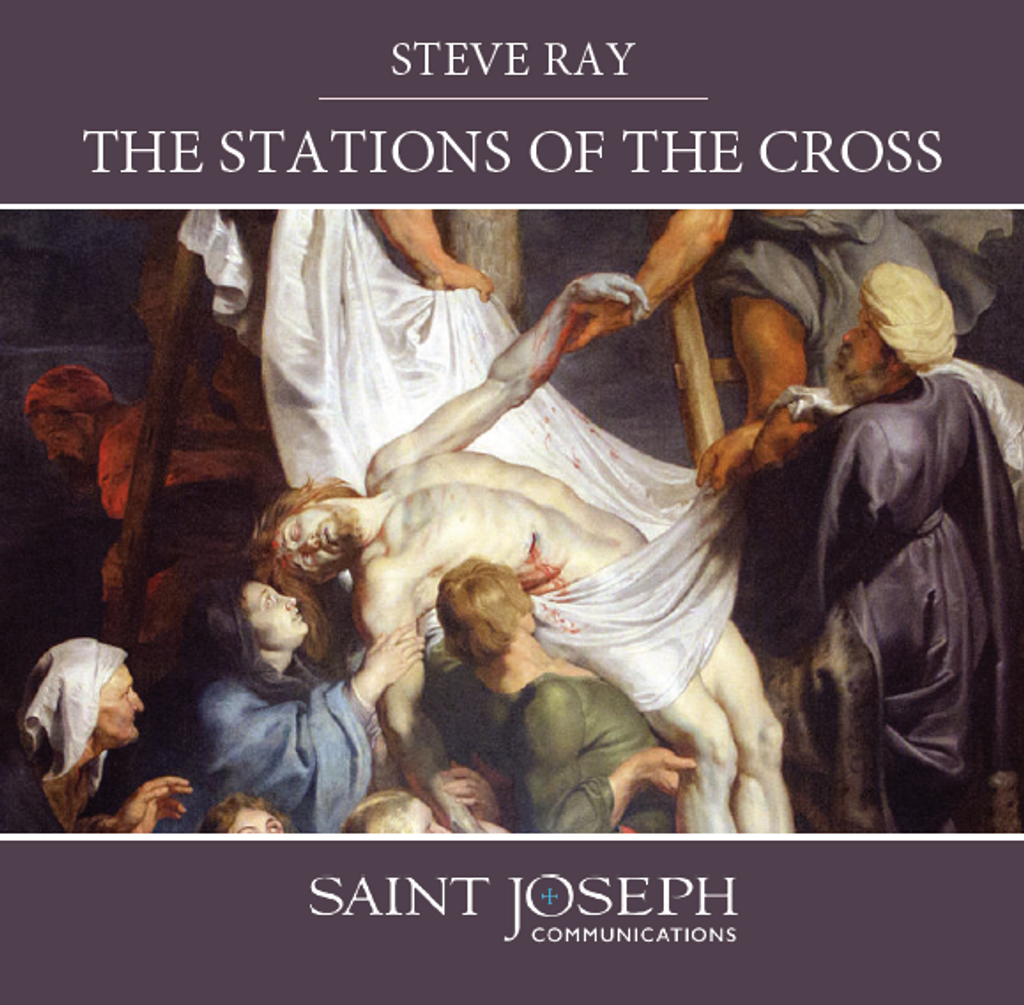 The Stations of the Cross - Steve Ray - St Joseph Communications (CD)