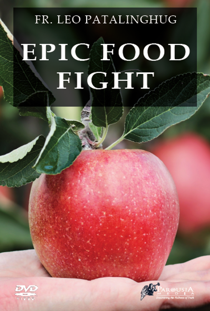 Epic Food Fight - Fr Leo Patalinghug (DVD)