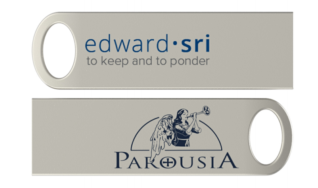 Dr Edward Sri Audio Pack - USB