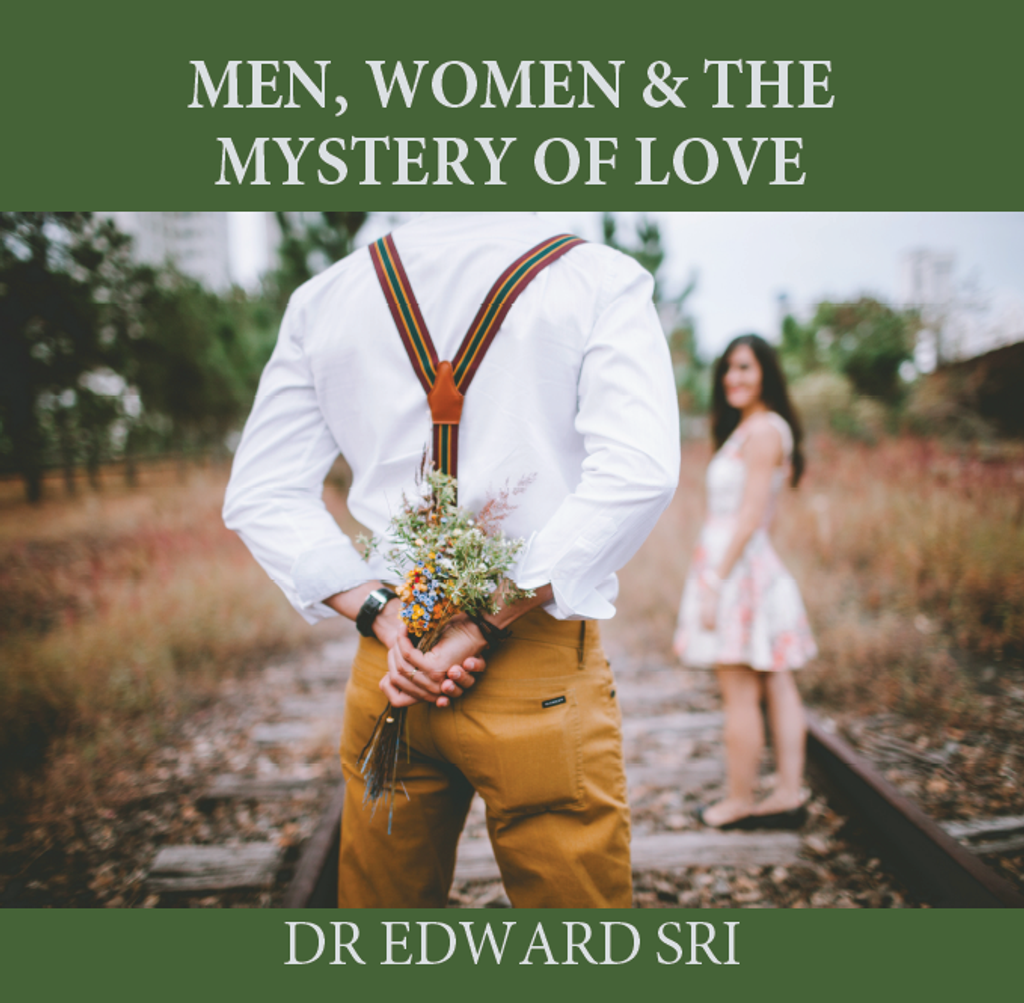 Men, Women and the Mystery of Love - Dr Edward Sri (CD)