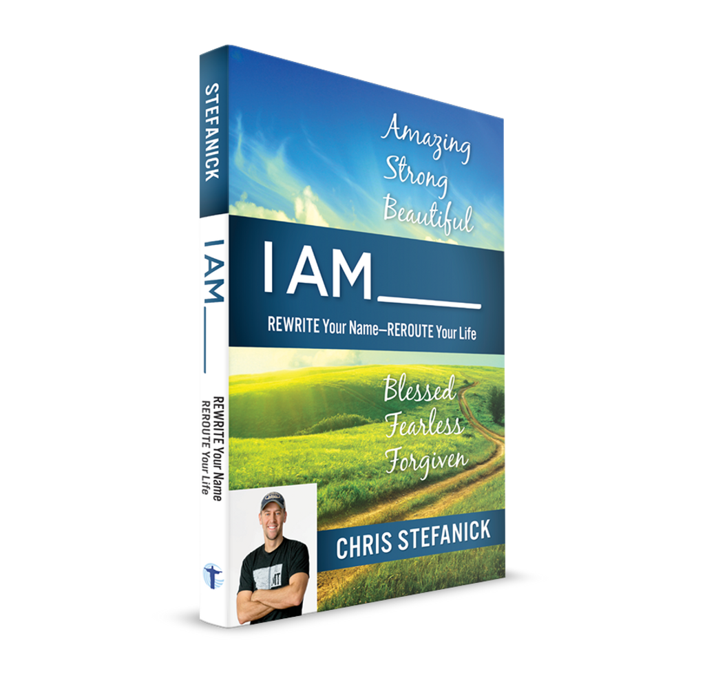I AM ______: Rewrite Your Name, Reroute Your Life - Chris Stefanick - Real Life Catholic (Paperback)