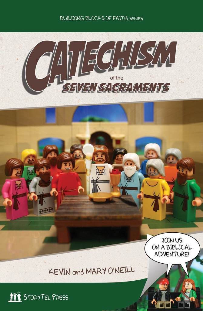Catechism of the Seven Sacraments - StoryTel Foundation (Hardcover)