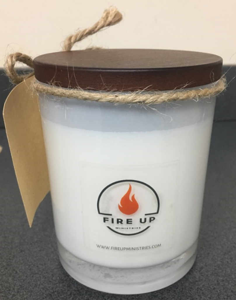 Fire Up Purity Candle - Lavender