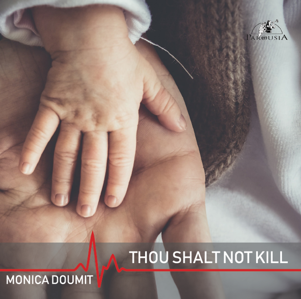 Thou Shalt Not Kill - Monica Doumit (CD)