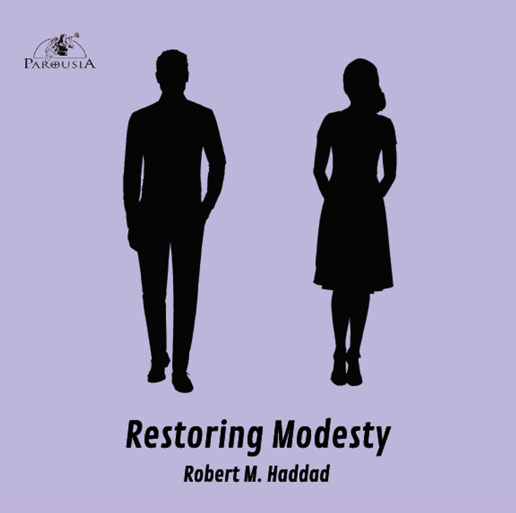Restoring Modesty - Robert M. Haddad (CD)