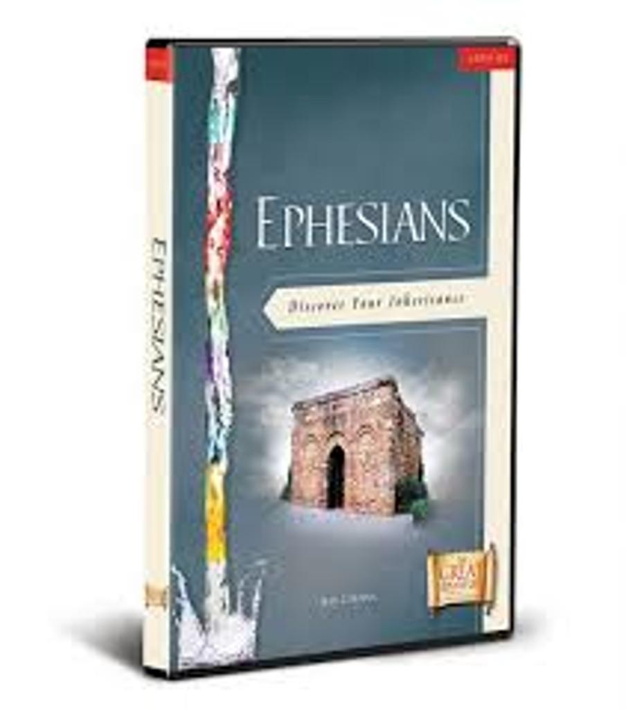 Ephesians: Discover Your Inheritance - Jeff Cavins & Thomas Smith - Ascension Press (DVD Set)