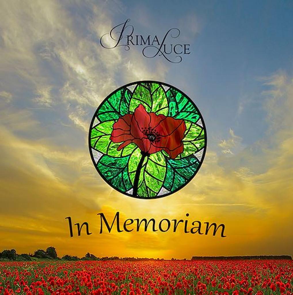 Prima Luce - In Memoriam: Anzac Memorial Service (CD)