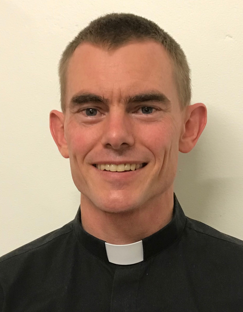 Author of 'Consider the Crows' - Fr Justin Darlow.