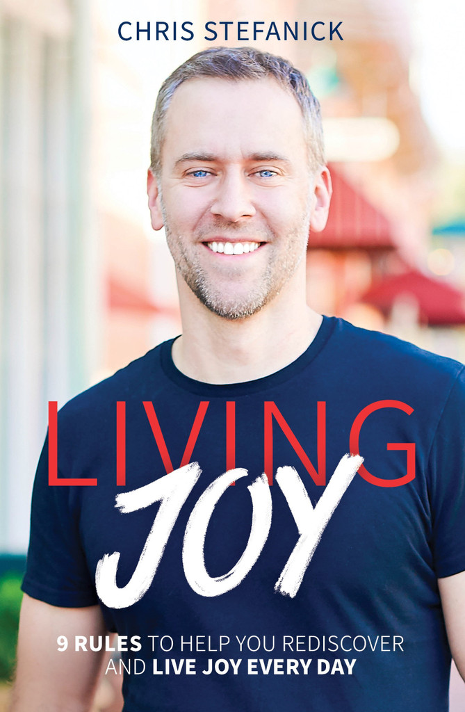 Living Joy: 9 Rules to Help You Rediscover and Live Joy Every Day - Chris Stefanick - Emmaus Road (Paperback)