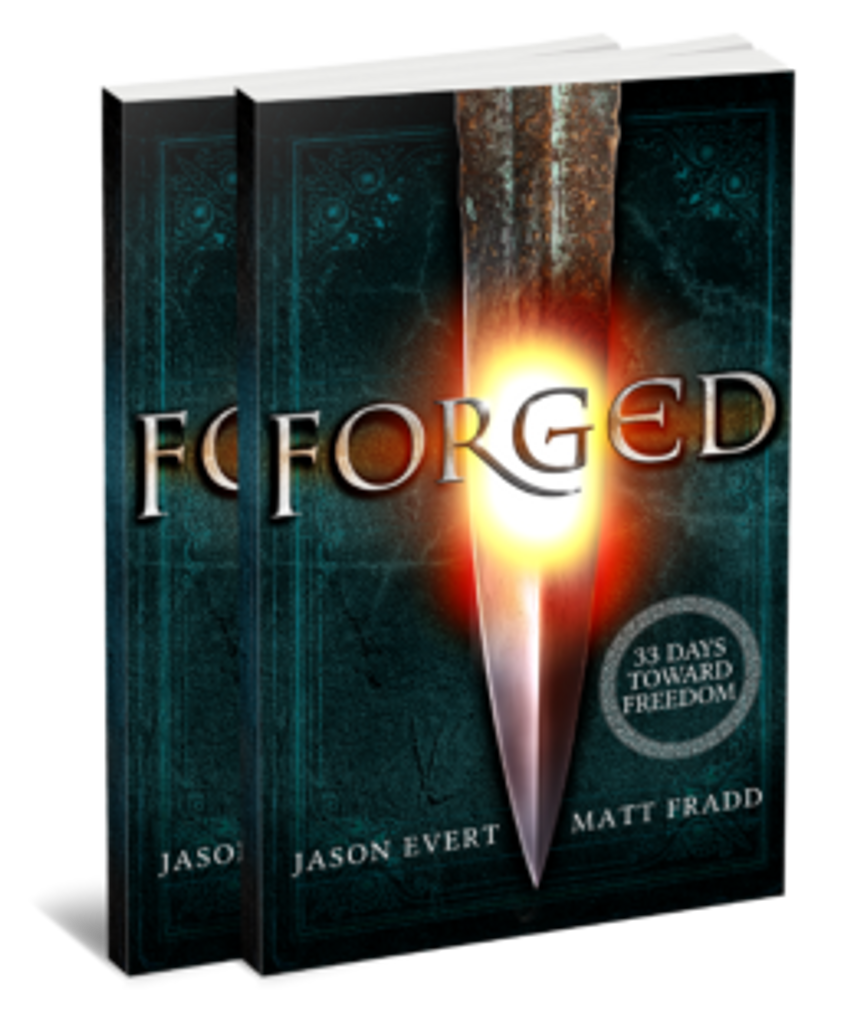 Forged: Jason Evert & Matt Fradd - Totus Tuus Press (Paperback)