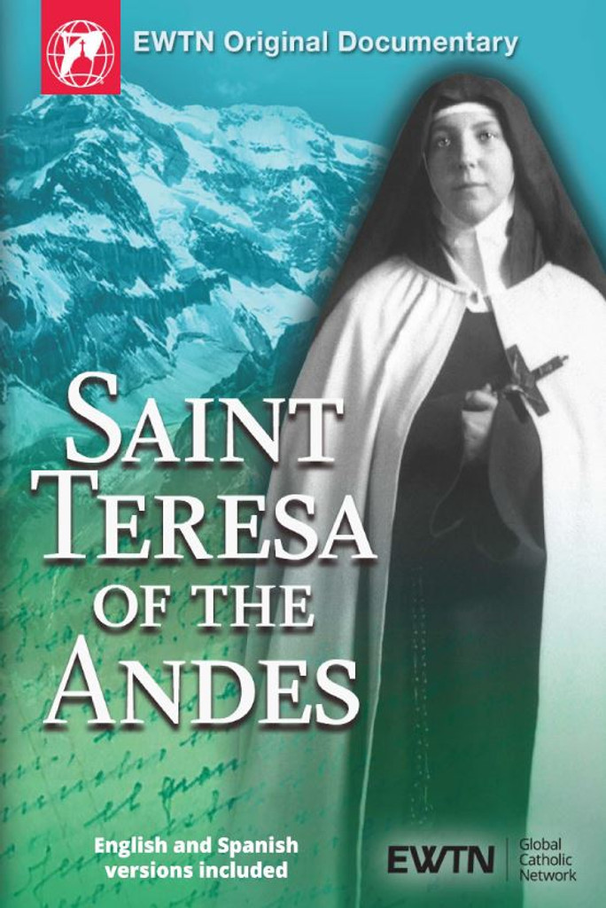 Saint Teresa of the Andes - EWTN Original Documentary (DVD)