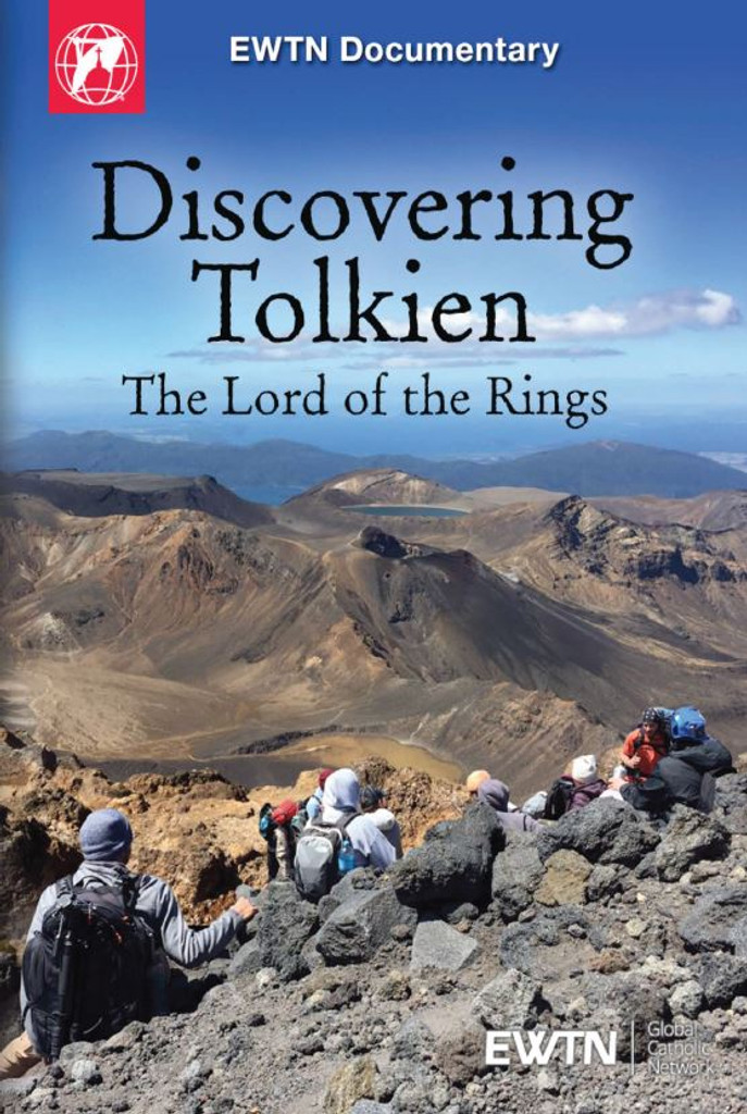 Discovering Tolkien: The Lord of the Rings - EWTN Documentary (DVD)