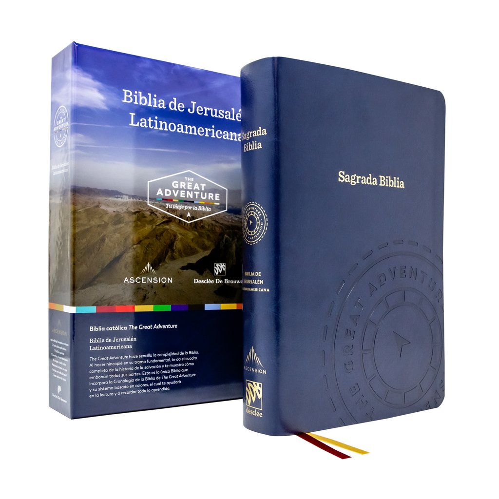 The Great Adventure Catholic Bible - Spanish Edition - Ascension