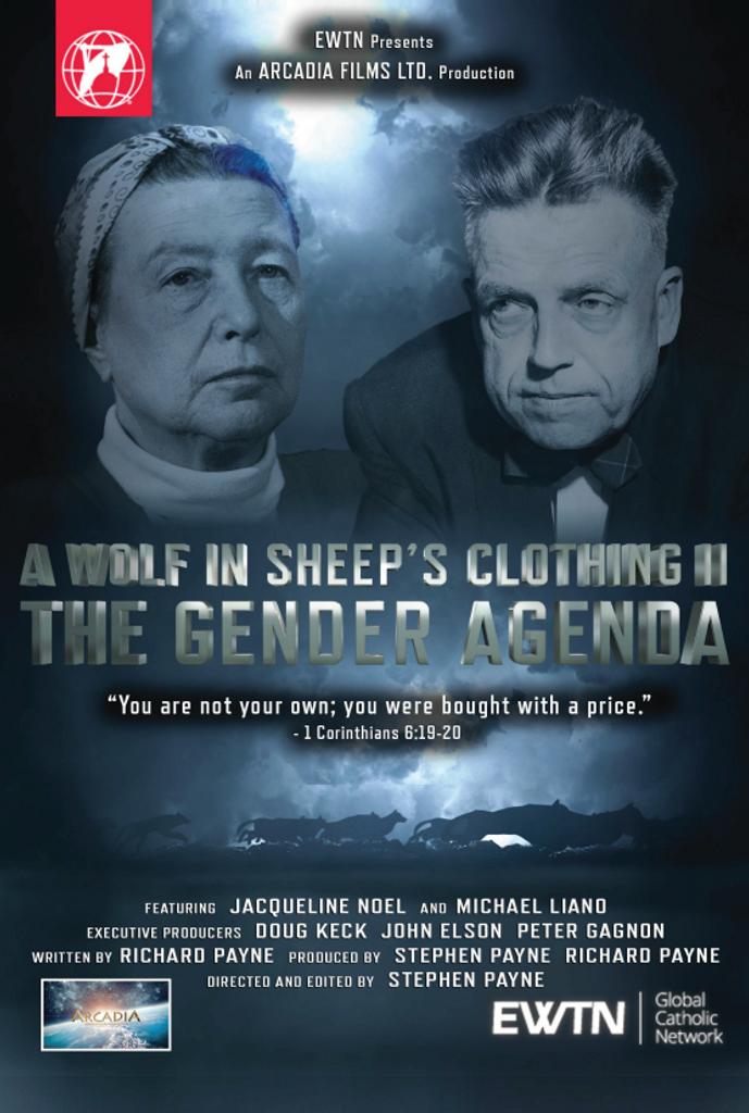 A Wolf in Sheep's Clothing II: The Gender Agenda - EWTN (DVD)
