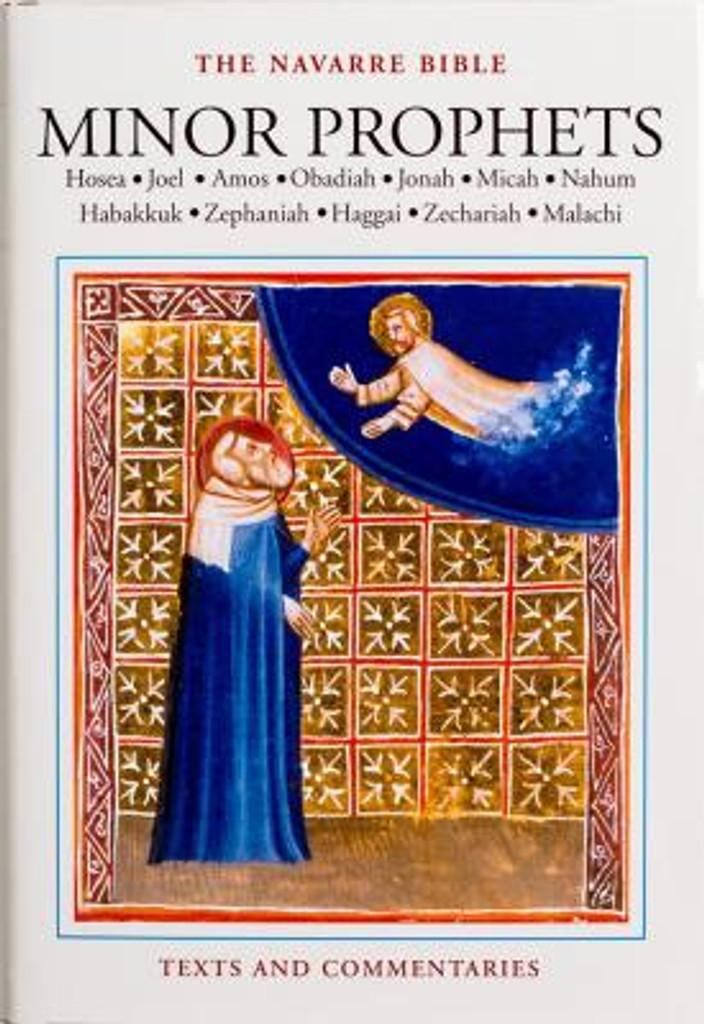 The Navarre Bible - Minor Prophets - Scepter (Hardcover)