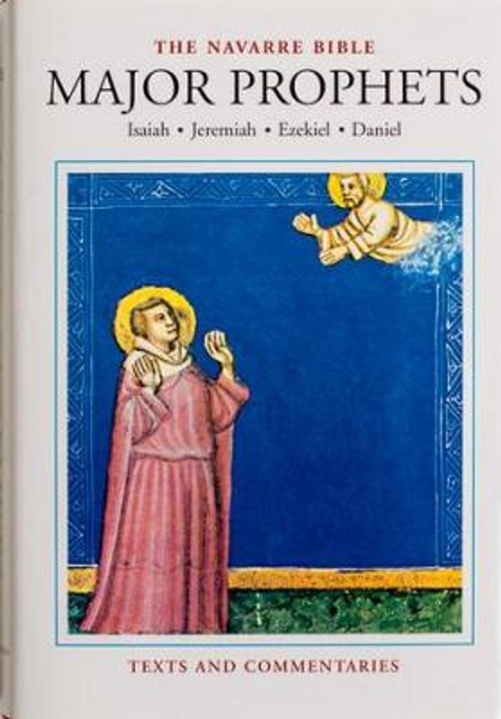 The Navarre Bible - Major Prophets - Scepter (Hardcover)