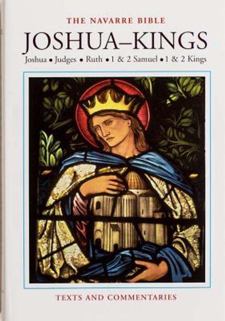 The Navarre Bible - Joshua-Kings - Scepter (Hardcover)