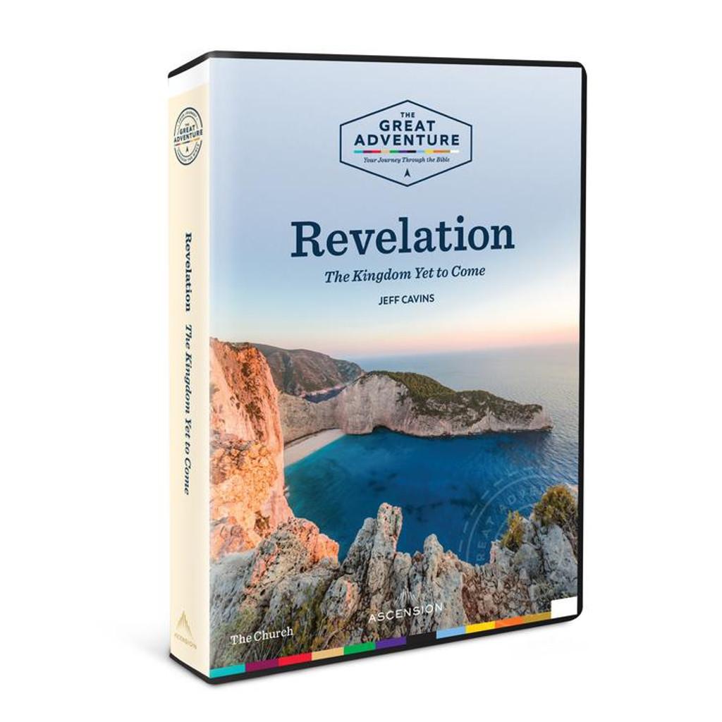 Revelation: The Kingdom Yet to Come - **NEW EDITION** Jeff Cavins & Thomas Smith - Ascension Press (6 DVD Set)