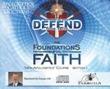 Apologetics and Catholic Doctrine - Set 1: The Foundations of the Faith - Raymond de Souza, KM (10 CD Set)