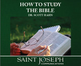How to Study the Bible - Dr. Scott Hahn - St Joseph Communications (5 CD Set)
