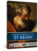 The Greatest Story Ever Told Through the Eyes of St Mark DVD