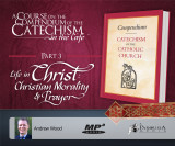 Catechism in the Cafe Course Part 3: Life in Christ MP3