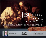 Jesus Has Come: An Introduction to the New Testament MP3