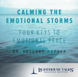 Calming the Emotional Storms: 4 Keys to Finding Emotional Peace